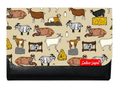 Selina-Jayne Goats Limited Edition Designer Small Purse